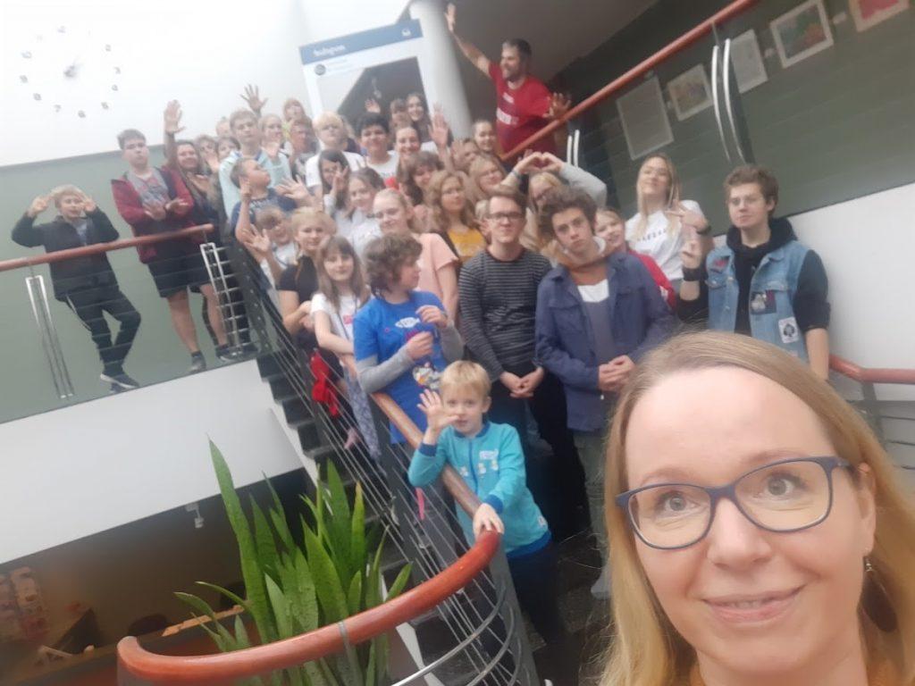 Estonian Language Youth Camp Fall 2019