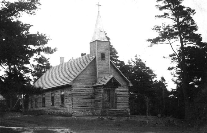 Torgu Methodist Church 1928