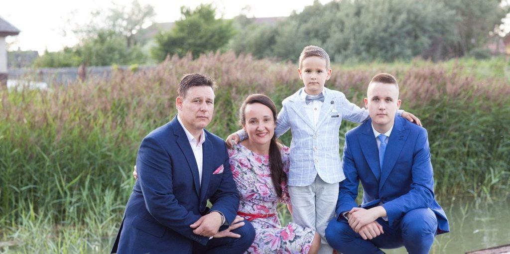 Ojassoo Family photo